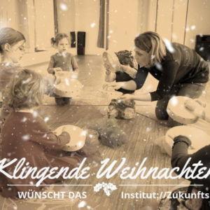 Weihnachtsgutschein für einen Musikkurs - Institut Zukunftsmusik